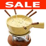 cheesy fondue set Boska