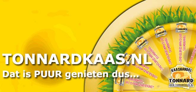 Tonnardkaas eigen label kazen