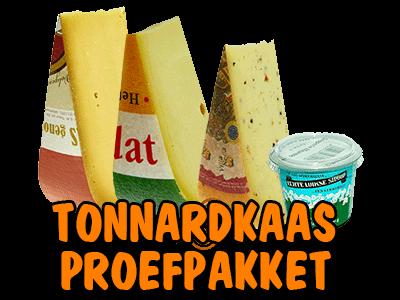 Tonnardkaas Proefpakket