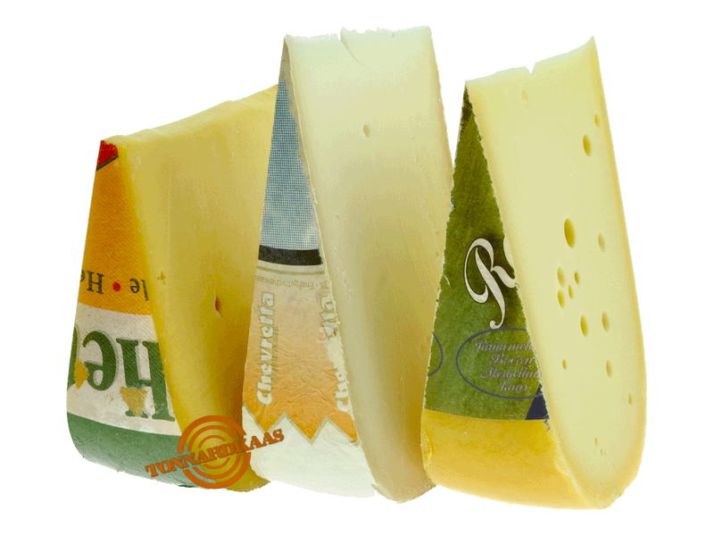 Kaaspakket romig en zacht
