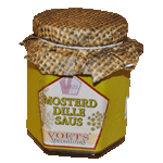 Voets Mosterd-dille saus